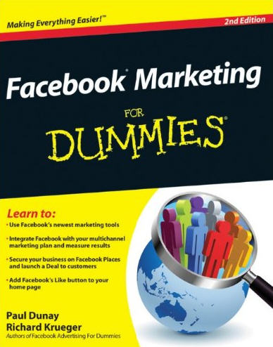 Facebook Marketing for Dummies 2nd Edition