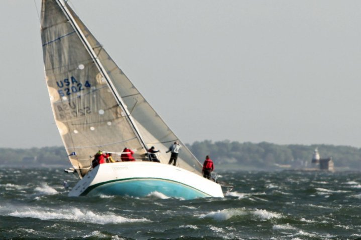 Follow Team Terrapin on our race from Newport to Bermuda