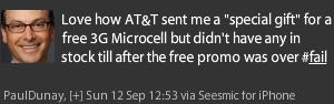Social Customer Support: AT&T is doing it Right!