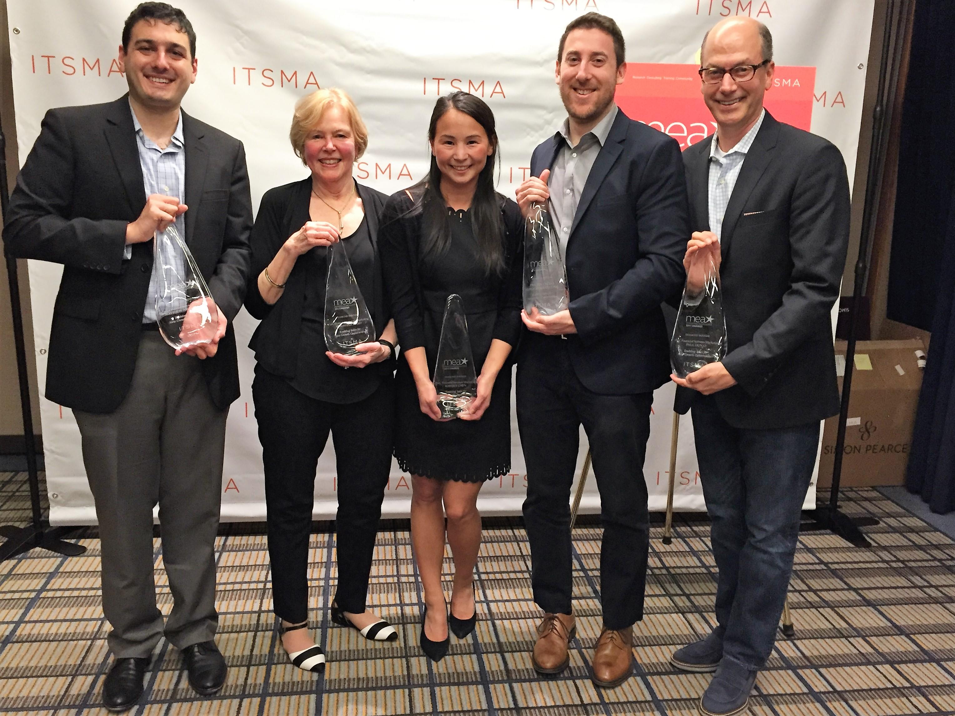 Paul Dunay ITSMA Marketing Awards 2017